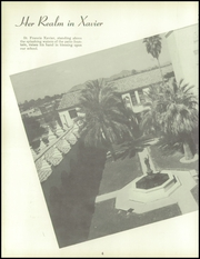 Page 10, 1954 Edition, Xavier High School - Xavierian Yearbook (Phoenix, AZ) online yearbook collection