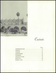 Page 13, 1954 Edition, Xavier High School - Xavierian Yearbook (Phoenix, AZ) online yearbook collection