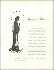 Page 9, 1954 Edition, Xavier High School - Xavierian Yearbook (Phoenix, AZ) online yearbook collection