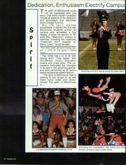 Page 16, 1983 Edition, McClintock High School - Historian Yearbook (Tempe, AZ) online yearbook collection