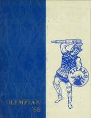 1968 Edition, Palo Verde High School - Olympian Yearbook (Tucson, AZ)