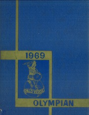 1969 Edition, Palo Verde High School - Olympian Yearbook (Tucson, AZ)