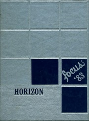 Tempe High School - Horizon Yearbook (Tempe, AZ) online yearbook collection, 1983 Edition, Page 1