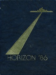 Tempe High School - Horizon Yearbook (Tempe, AZ) online yearbook collection, 1986 Edition, Page 1