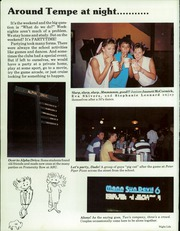 Page 14, 1987 Edition, Tempe High School - Horizon Yearbook (Tempe, AZ) online yearbook collection