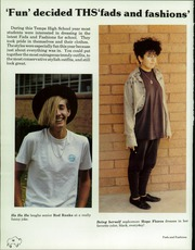 Page 16, 1987 Edition, Tempe High School - Horizon Yearbook (Tempe, AZ) online yearbook collection