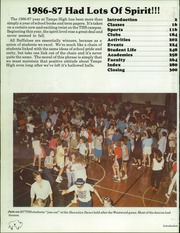 Page 6, 1987 Edition, Tempe High School - Horizon Yearbook (Tempe, AZ) online yearbook collection