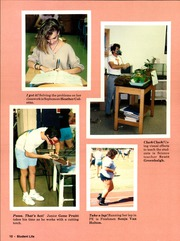 Page 14, 1988 Edition, Tempe High School - Horizon Yearbook (Tempe, AZ) online yearbook collection