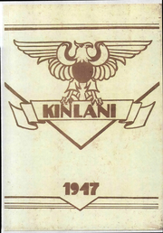 1947 Edition, Flagstaff High School - Kinlani Yearbook (Flagstaff, AZ)