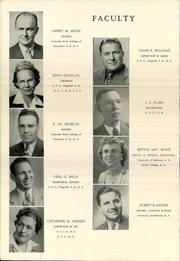 Page 10, 1949 Edition, Flagstaff High School - Kinlani Yearbook (Flagstaff, AZ) online yearbook collection