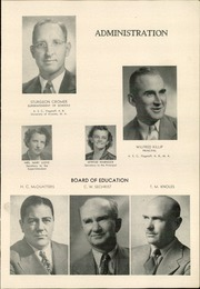 Page 9, 1949 Edition, Flagstaff High School - Kinlani Yearbook (Flagstaff, AZ) online yearbook collection