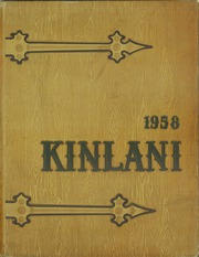 1958 Edition, Flagstaff High School - Kinlani Yearbook (Flagstaff, AZ)