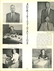 Page 12, 1958 Edition, Flagstaff High School - Kinlani Yearbook (Flagstaff, AZ) online yearbook collection