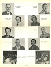Page 16, 1958 Edition, Flagstaff High School - Kinlani Yearbook (Flagstaff, AZ) online yearbook collection