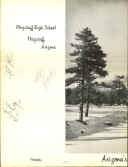 Page 6, 1958 Edition, Flagstaff High School - Kinlani Yearbook (Flagstaff, AZ) online yearbook collection