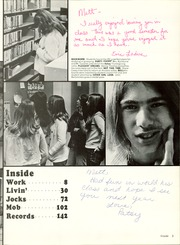 Page 7, 1975 Edition, Chaparral High School - Golden Embers Yearbook (Scottsdale, AZ) online yearbook collection