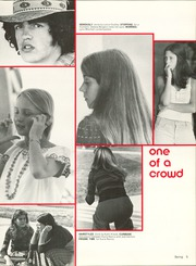 Page 9, 1975 Edition, Chaparral High School - Golden Embers Yearbook (Scottsdale, AZ) online yearbook collection