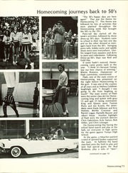 Page 15, 1978 Edition, Chaparral High School - Golden Embers Yearbook (Scottsdale, AZ) online yearbook collection