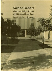 Page 5, 1978 Edition, Chaparral High School - Golden Embers Yearbook (Scottsdale, AZ) online yearbook collection