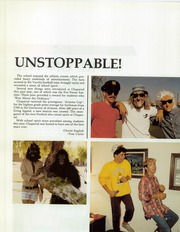 Page 10, 1986 Edition, Chaparral High School - Golden Embers Yearbook (Scottsdale, AZ) online yearbook collection