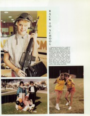 Page 11, 1986 Edition, Chaparral High School - Golden Embers Yearbook (Scottsdale, AZ) online yearbook collection