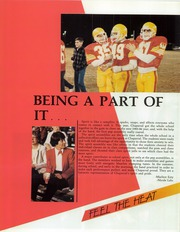Page 12, 1986 Edition, Chaparral High School - Golden Embers Yearbook (Scottsdale, AZ) online yearbook collection