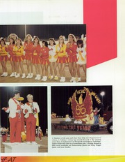 Page 17, 1986 Edition, Chaparral High School - Golden Embers Yearbook (Scottsdale, AZ) online yearbook collection