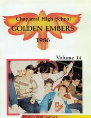 Page 5, 1986 Edition, Chaparral High School - Golden Embers Yearbook (Scottsdale, AZ) online yearbook collection