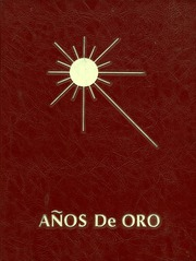 1977 Edition, Canyon Del Oro High School - Anos De Oro Yearbook (Tucson, AZ)