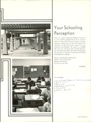 Page 9, 1980 Edition, Canyon Del Oro High School - Anos De Oro Yearbook (Tucson, AZ) online yearbook collection