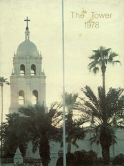 1978 Edition, Brophy College Preparatory School - Tower Yearbook (Phoenix, AZ)