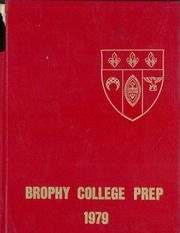 1979 Edition, Brophy College Preparatory School - Tower Yearbook (Phoenix, AZ)
