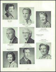 Page 13, 1960 Edition, Judson School - Cactus Yearbook (Scottsdale, AZ) online yearbook collection