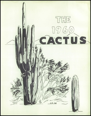 Page 5, 1960 Edition, Judson School - Cactus Yearbook (Scottsdale, AZ) online yearbook collection