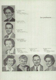 Page 12, 1947 Edition, Chandler High School - El Lobo Yearbook (Chandler, AZ) online yearbook collection