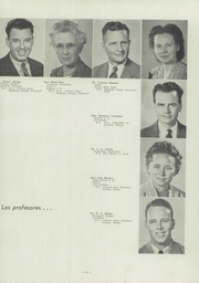 Page 13, 1947 Edition, Chandler High School - El Lobo Yearbook (Chandler, AZ) online yearbook collection