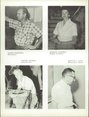 Page 14, 1960 Edition, Chandler High School - El Lobo Yearbook (Chandler, AZ) online yearbook collection