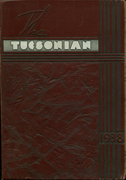 Page 1, 1938 Edition, Tucson High School - Tucsonian Yearbook (Tucson, AZ) online yearbook collection