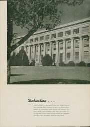 Page 11, 1944 Edition, Tucson High School - Tucsonian Yearbook (Tucson, AZ) online yearbook collection