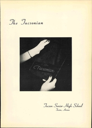 Page 7, 1950 Edition, Tucson High School - Tucsonian Yearbook (Tucson, AZ) online yearbook collection