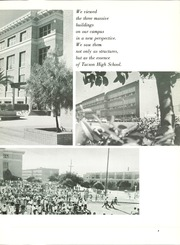 Page 9, 1969 Edition, Tucson High School - Tucsonian Yearbook (Tucson, AZ) online yearbook collection