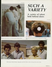 Page 15, 1981 Edition, Sahuaro High School - Viva Yearbook (Tucson, AZ) online yearbook collection
