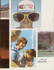 Page 7, 1981 Edition, Sahuaro High School - Viva Yearbook (Tucson, AZ) online yearbook collection