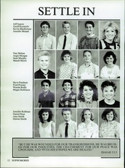 Page 16, 1987 Edition, Valley Christian High School - Footprints Yearbook (Tempe, AZ) online yearbook collection