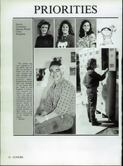 Page 20, 1987 Edition, Valley Christian High School - Footprints Yearbook (Tempe, AZ) online yearbook collection