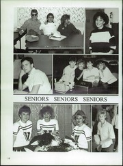 Page 26, 1987 Edition, Valley Christian High School - Footprints Yearbook (Tempe, AZ) online yearbook collection