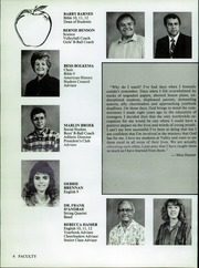 Page 8, 1987 Edition, Valley Christian High School - Footprints Yearbook (Tempe, AZ) online yearbook collection