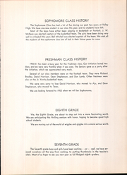 Valley Union High School - Time Yearbook (Elfrida, AZ) online yearbook collection, 1951 Edition, Page 19