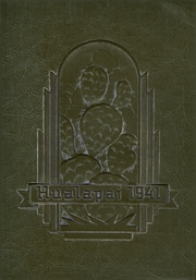 Page 1, 1941 Edition, Kingman High School - Hualapai Yearbook (Kingman, AZ) online yearbook collection