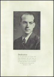 Page 9, 1941 Edition, Kingman High School - Hualapai Yearbook (Kingman, AZ) online yearbook collection